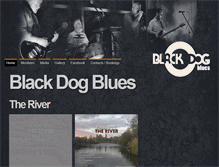 Tablet Preview of blackdogblues.co.nz
